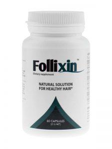 Preparat na łysienie follixin