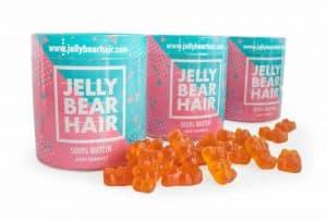 opakowania Jelly Bear hair