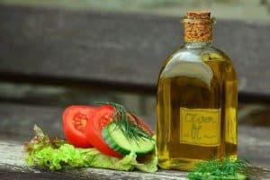 zdrowy olej roślinny