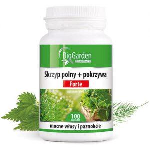 Skrzyp Polny + Pokrzywa Forte BigGarden