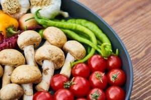 warzywa w misce