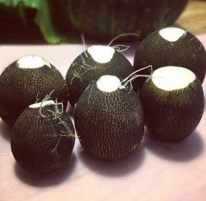 czarna rzepa - warzywo bogate w witaminy