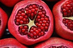 owoce dzikiego granatu
