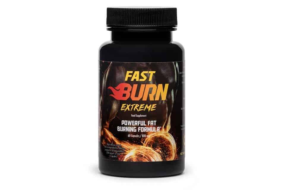 Fast Burn Extreme najlepszy spalacz tłuszczu