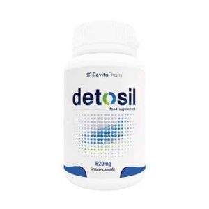Detosil preparat wspomagający detoks organizmu
