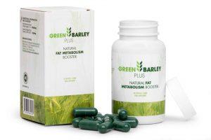 Green Barley Plus kapsułki