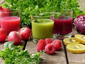 koktajle warzywne i owocowe