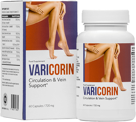 Varicorin najlepsze tabletki na żylaki