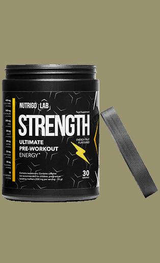 Nutrigo Lab Strength opakowanie