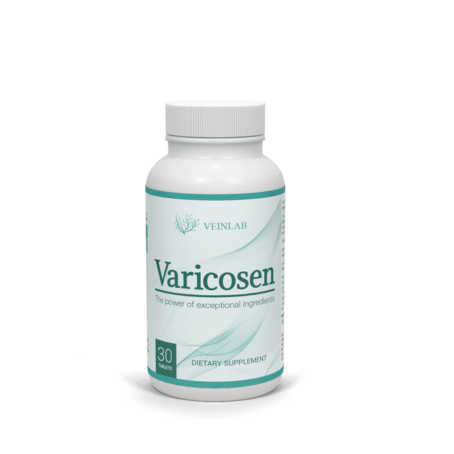 Varicosen tabletki na żylaki