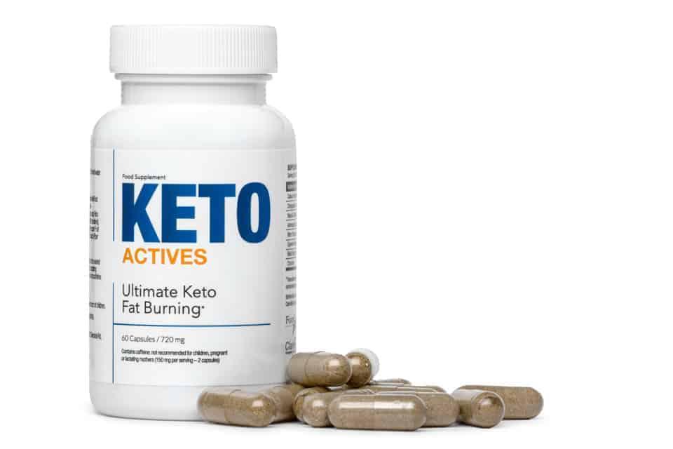 Keto Actives tabletki