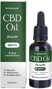 GreenLeaf CBD Oil