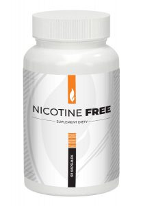 Nicotine Free na rzucenie papierosów