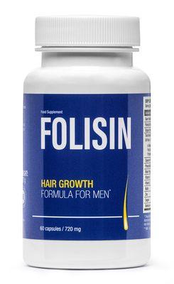 Folisin suplement wspomagający hamowanie łysienia