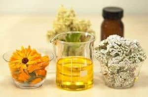 olej i zioła