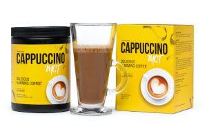 Cappucino MCT spalacz tłuszczu