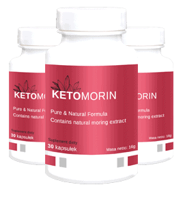 Ketomorin suplement
