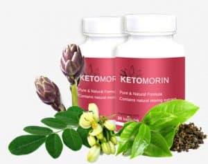 Tabletki na odchudzanie Ketomorin