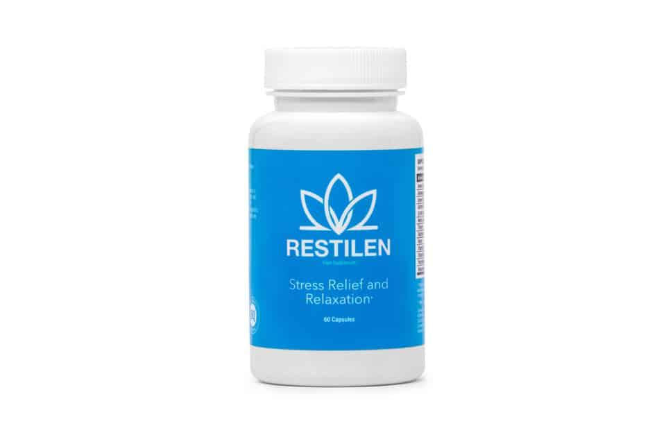 Restilen śreodek adaptogenny, tabletki na stres