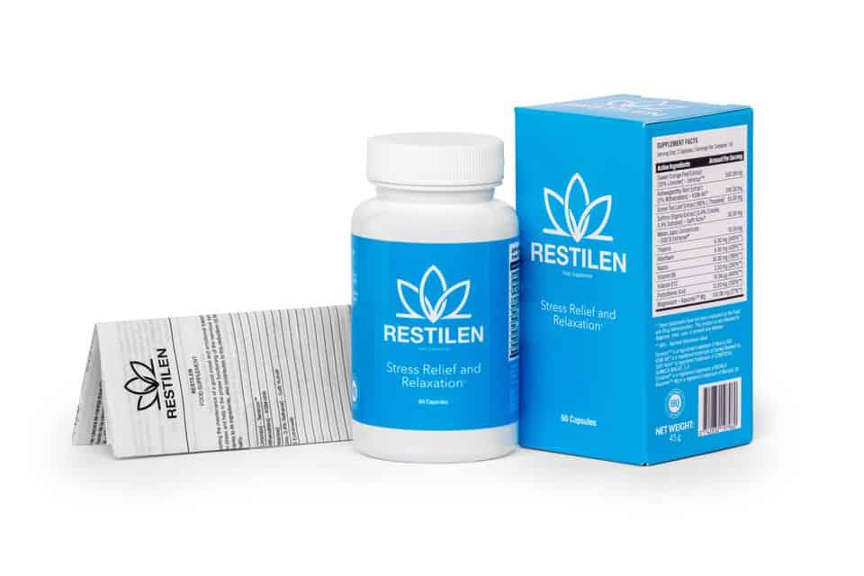 Restilen preparat adaptogenny na zmęczenie i stres
