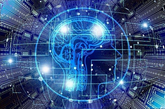 grafika przedstawiająca umysł ludzki