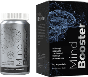 Mind Booster suplement nootropowy