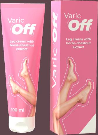 Varicoff krem na zmęczone, ciężki nogi